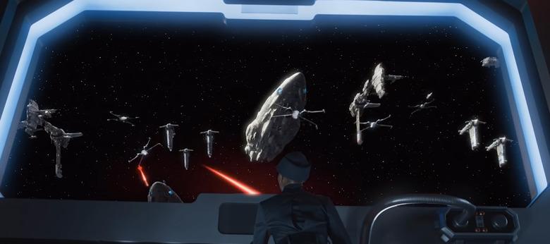 Star Wars Galaxy's Edge Ride Details