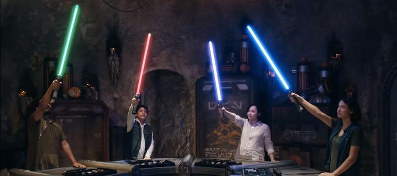 Star Wars Galaxy's Edge Video