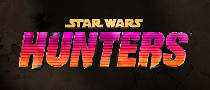Star Wars: Hunters Video Game