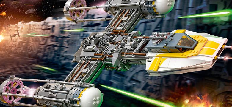 Star Wars LEGO Y-Wing