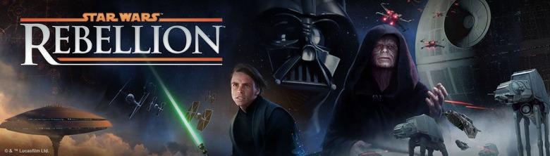 Star Wars: Rebellion board game
