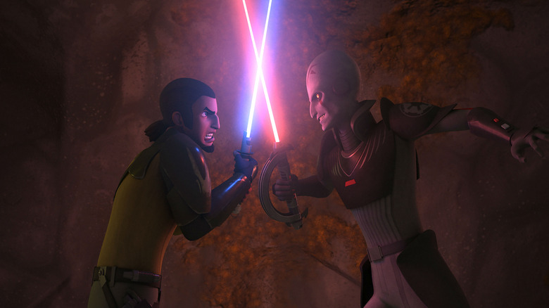 Star Wars Rebels history