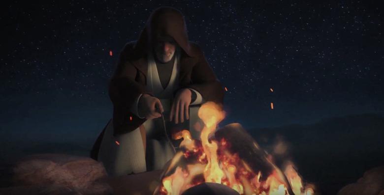 Star Wars Rebels season 3 mid-season trailer