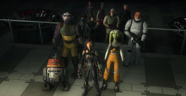 star wars rebels series finale trailer