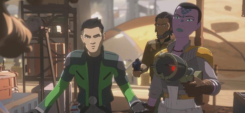 Star Wars Resistance Season 2 Episode 12 Review