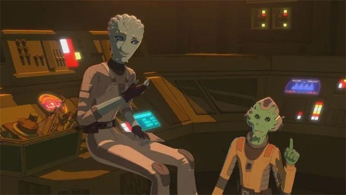 Star Wars Resistance Season 2 Episode 5