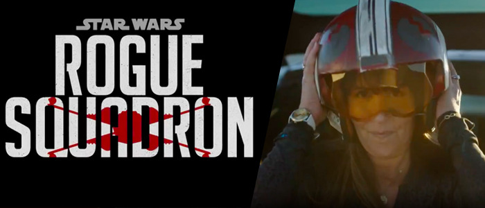 Star Wars Rogue Squadron Movie
