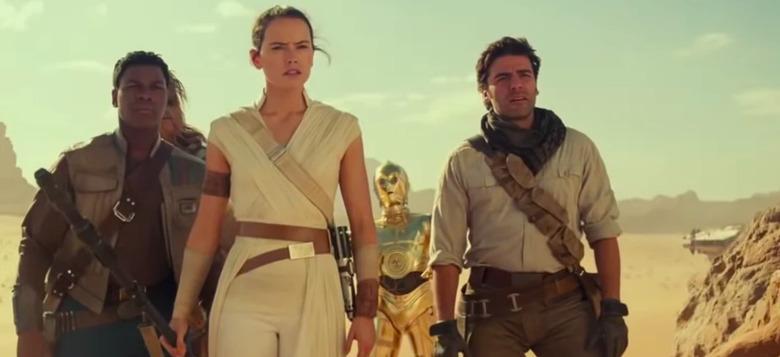 rise of skywalker TV spot latest