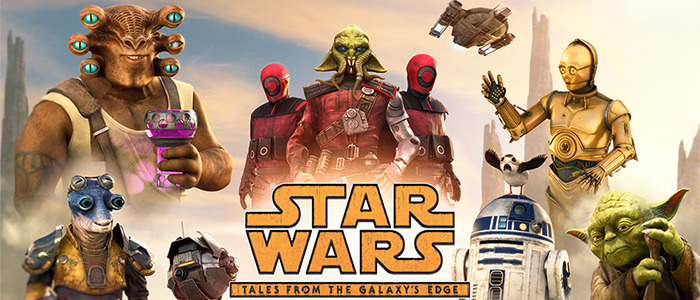 Star Wars: Tales from the Galaxy's Edge Review