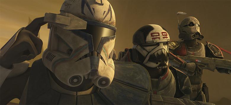 Star Wars: The Clone Wars Season 7 Clip