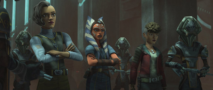 Star Wars The Clone Wars Together Again Review