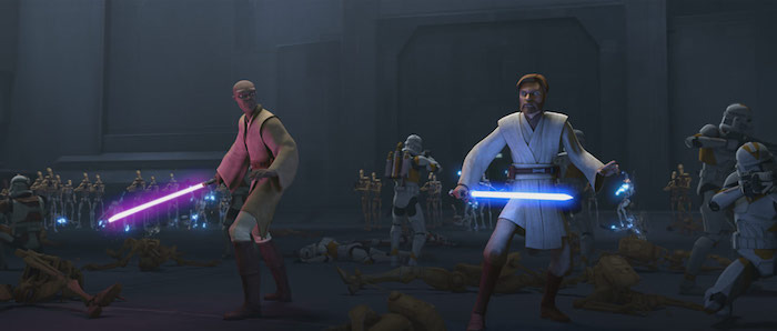 Star Wars The Clone Wars Unfinished Business Breakdown
