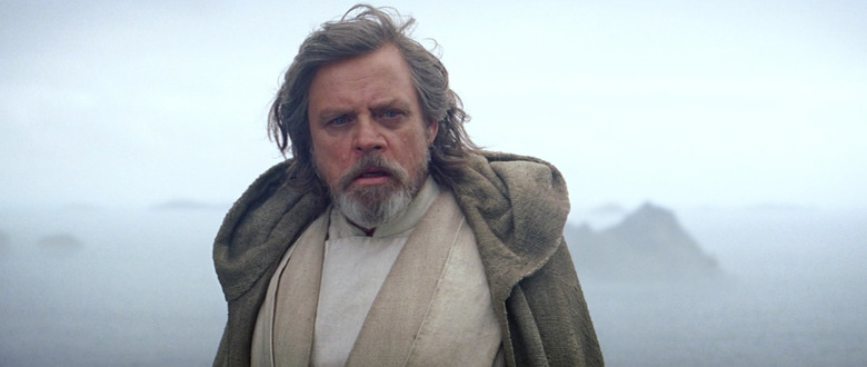 Mark Hamill - Star Wars The Last Jedi Disagreement