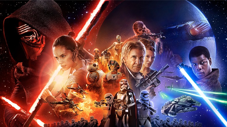 Star Wars: The Force Awakens questions
