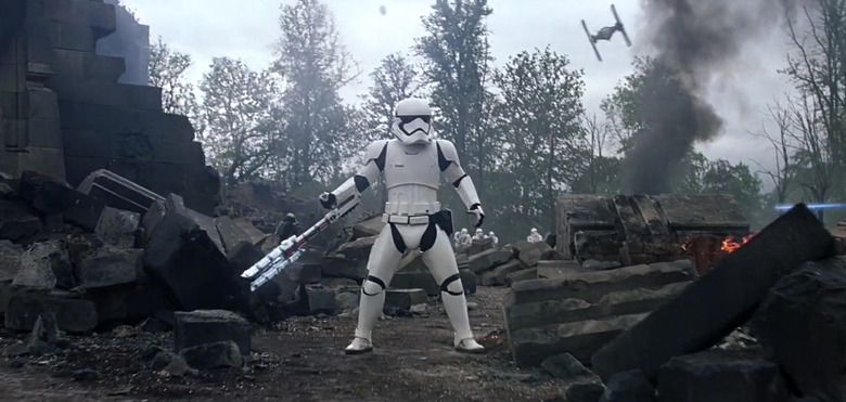 Star Wars The Force Awakens Sound Effects