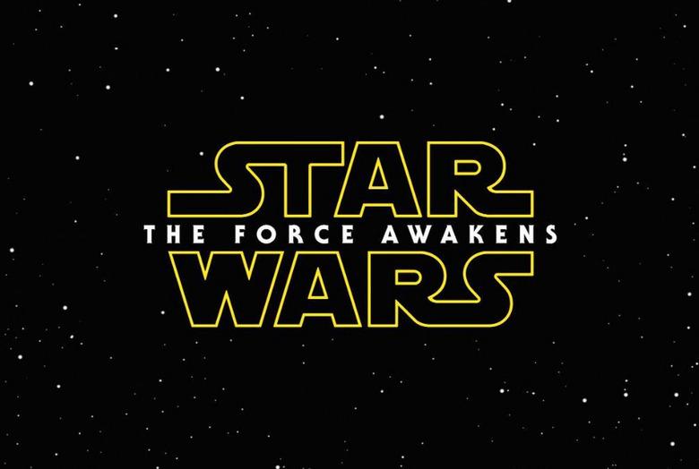 Star Wars The Force Awakens trailer debut