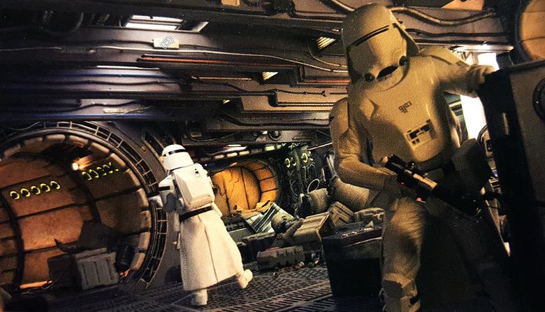 force awakens deleted scenes