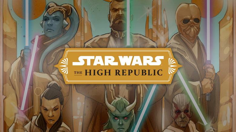Star Wars: The High Republic Delayed