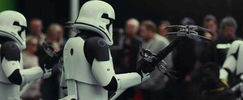 Star Wars The Last Jedi - Executioner Stormtrooper
