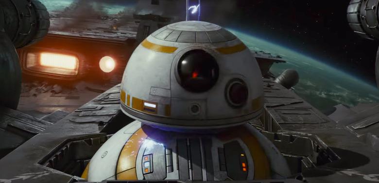 Star Wars: The Last Jedi Script