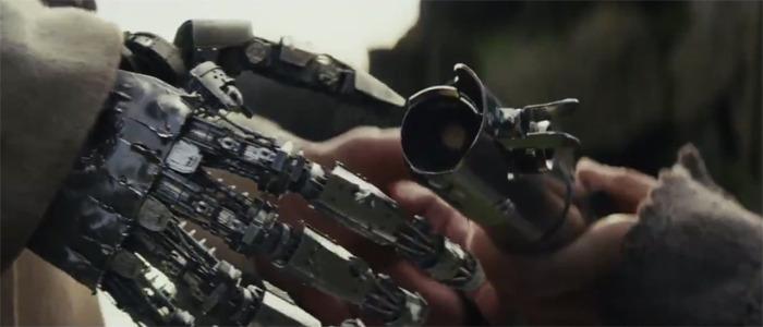 Star Wars The Last Jedi Trailer Release Date