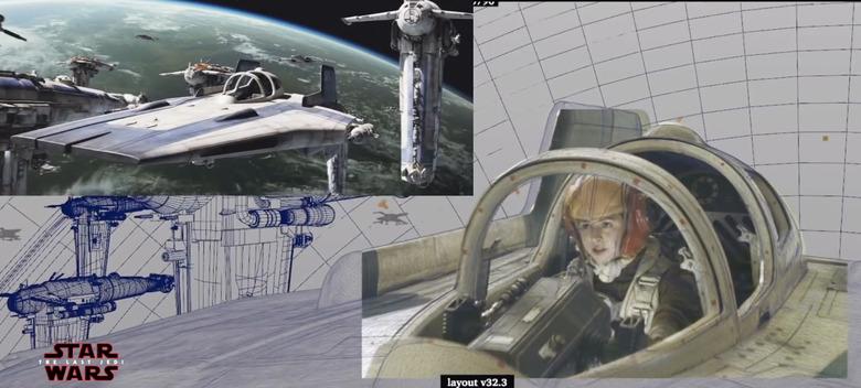 Star Wars The Last Jedi Visual Effects