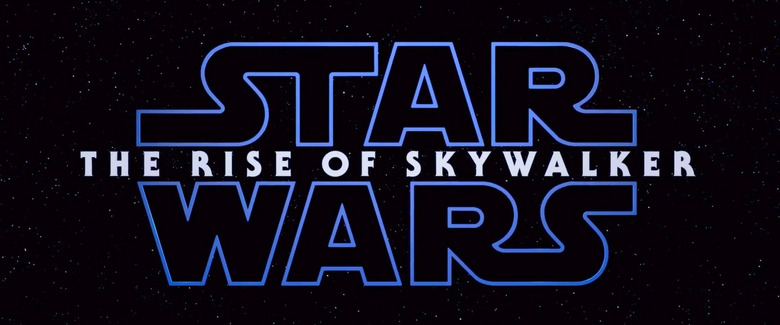 Star Wars: The Rise of Skywalker Cameo