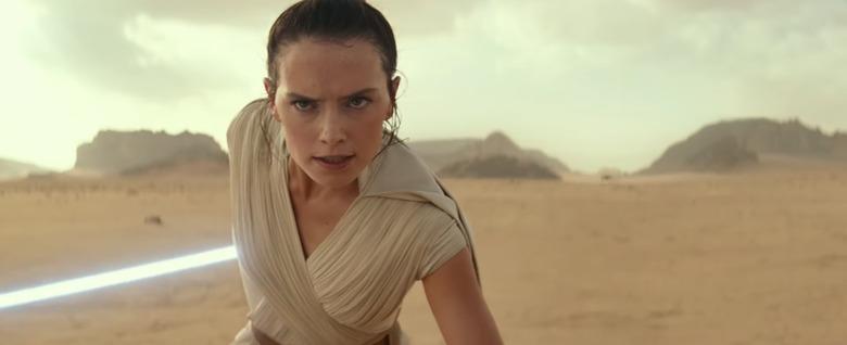 Star Wars The Rise of Skywalker ending