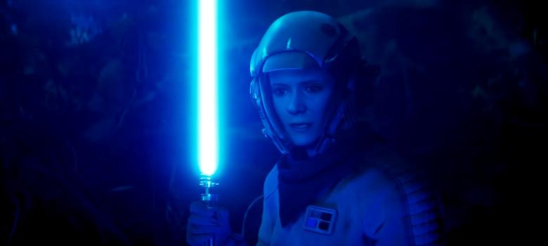 Star Wars: The Rise of Skywalker - Leia's Lightsaber