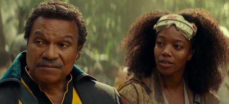 Lando Calrissian's Daughter