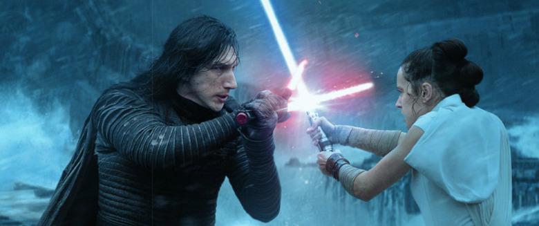 Star Wars: The Rise of Skywalker Split in Two