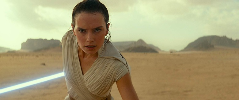 star wars the rise of skywalker theory