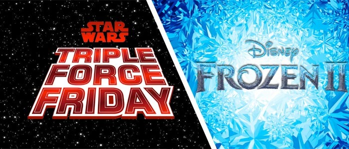 Triple Force Friday - Frozen Fan Fest