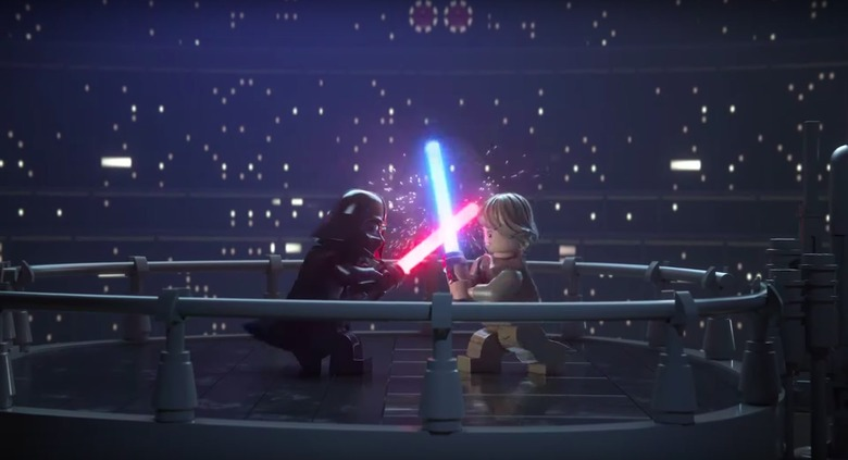 star wars video game trailers