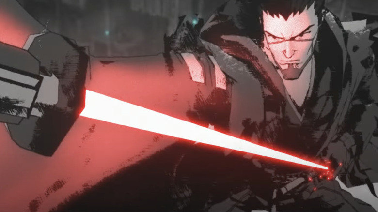 Star Wars: Visions Characters Revealed, Refresh Your Anime Rankings