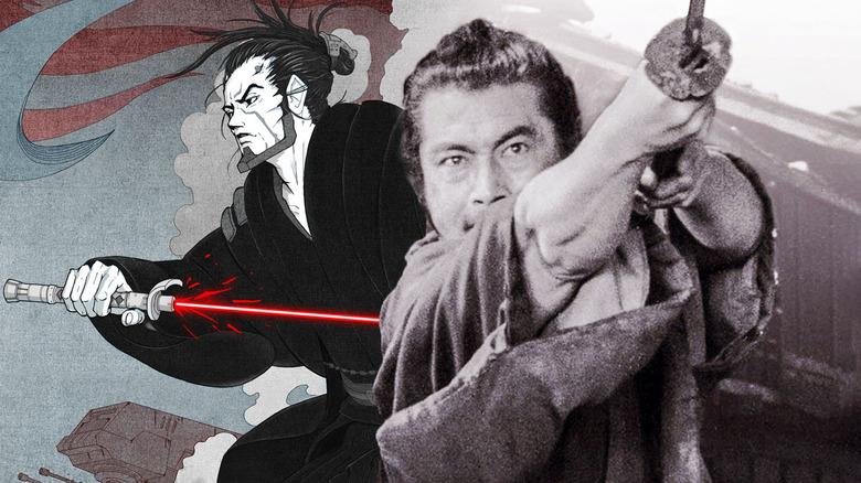 Star Wars: Visions Owes Much To Akira Kurosawa