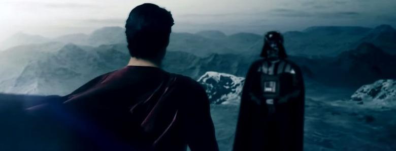 Star Wars Vs. DC/Marvel Trailer