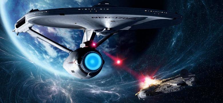 Star Wars vs Star Trek Trailer