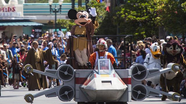 Star Wars Weekends 2015 dates