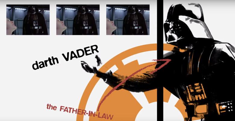 Star Wars with Arrested Development Narration