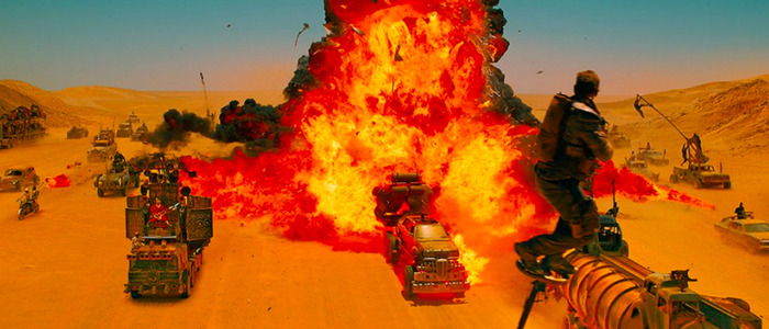 Steven Soderbergh Fury Road