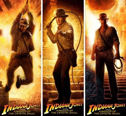Indiana Jones Cannes Banners