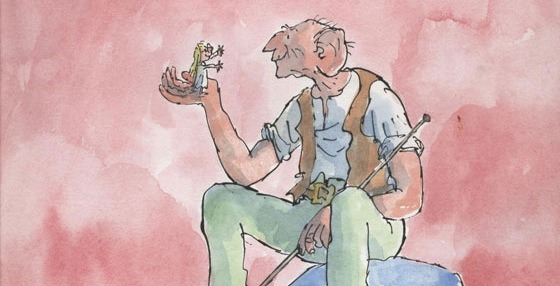 Steven Spielberg may direct the BFG