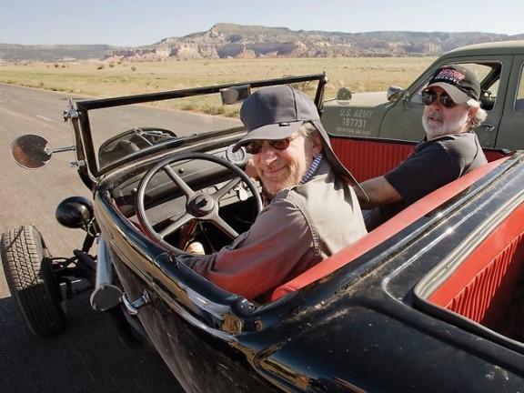 Spielberg Lucas Indy 4