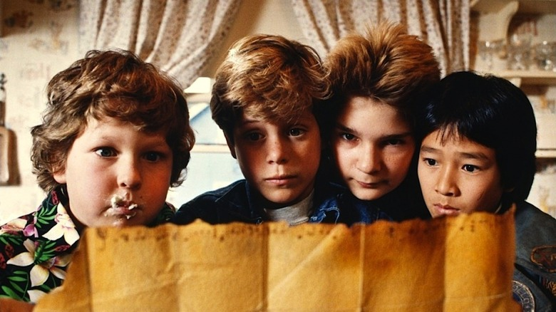Steven Spielberg Wrote The Story for The Goonies 2