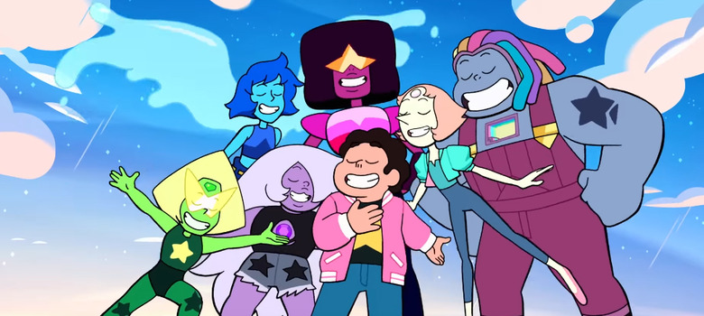 Steven Universe Epilogue Series