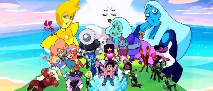 Steven Universe Future Together Forever and Growing Pains Review