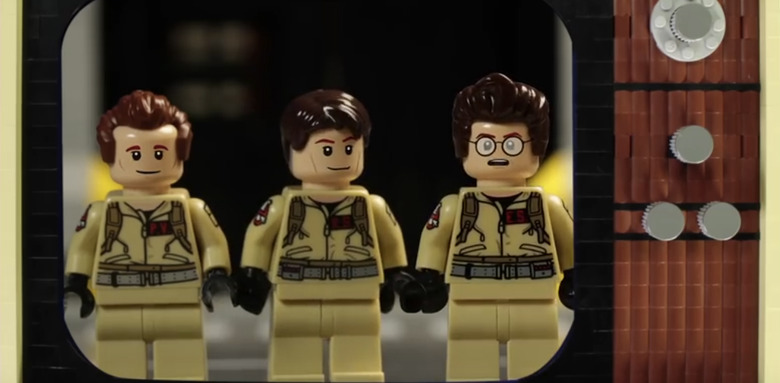 Stop-Motion LEGO Ghostbusters