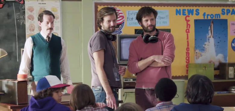 Stranger Things 2 Duffer Brothers Featurette