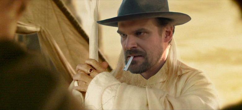 Stranger Things 4 Hopper